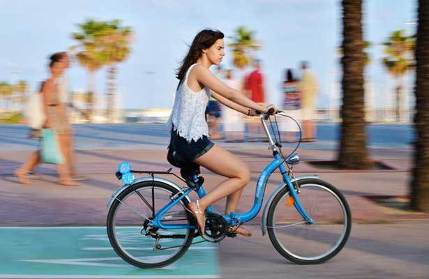 Desarrollan bicicletas que limpian el aire de esmog