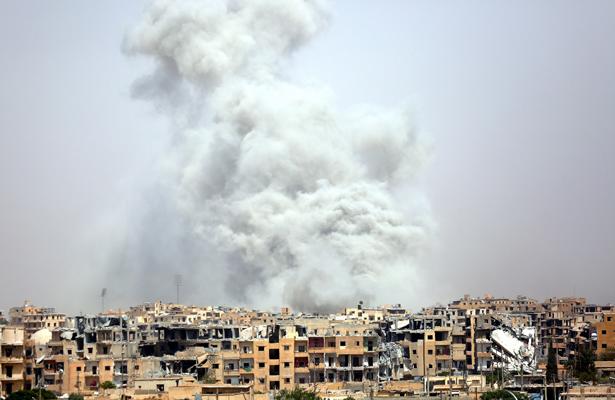 Enfrentamientos en el noreste de Siria dejan al menos 45 muertos