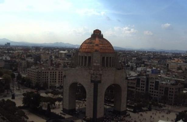 Regular, la calidad del aire en el Valle de México