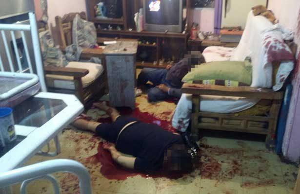 Encuentran cuatro cadáveres en EdoMex
