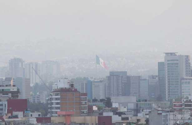 9,300 muertes anuales por contaminación en México