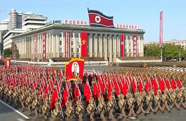 Deserta soldado norcoreano y sus compañeros le disparan