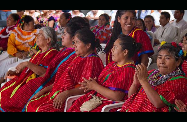 Se requiere reconocer derechos pueblos indígenas: Xavier Nava