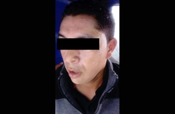 Detienen a venezolano tras asaltar a tarjetahabiente, en la Miguel Hidalgo