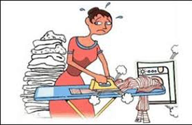 Vital reconocer trabajo doméstico no remunerado