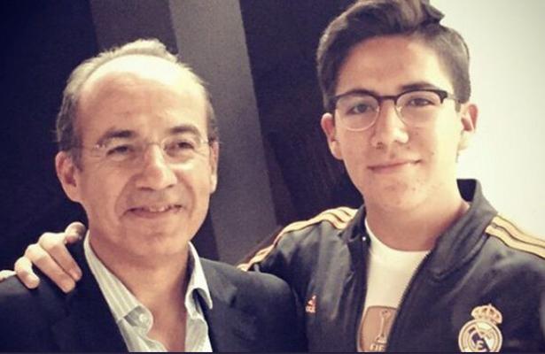 Detienen a Felipe Calderón Jr. en Playa del Carmen