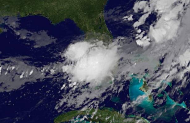 Nace tormenta tropical Emily en el Golfo de México