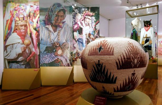 """Presentan la exposición temporal """"Norte Infinito: Pueblos Indígenas en Movimiento"""""""
