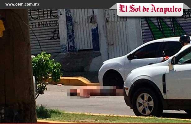 Jornada violenta deja ocho muertos en Acapulco