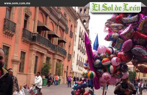 Controlan comerciantes de Tepito la zona centro de León
