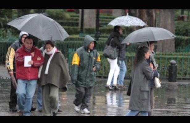 Se mantiene potencial de lluvias en la capital