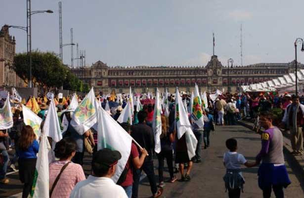 Movilizaciones sociales del martes 01 de Agosto