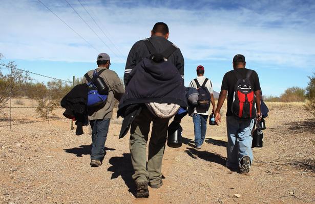 La migración, hacia EU, no se detiene: Obispo Arizmendi
