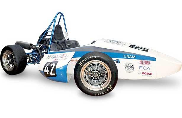 Los UNAM Motorsports rugirán en pistas europeas