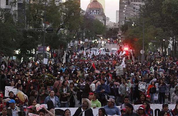 Movilizaciones Sociales de este domingo