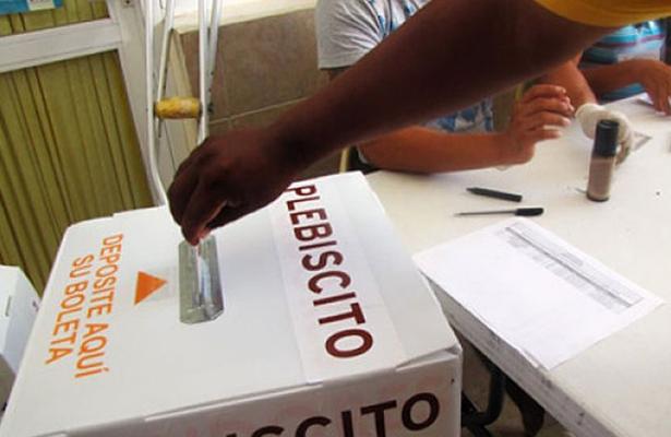 Participará PAN en plebiscito de Venezuela