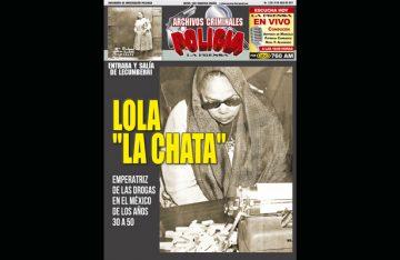 LOLA LA CHATA, HUÉSPED ASIDUA DE LECUMBERRI