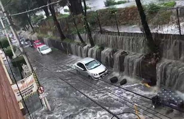 Inicia Naucalpan demanda por desbordamiento del Río Hondo