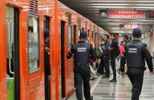 Aumenta 70% delitos cometidos al interior del STC Metro: Diputados