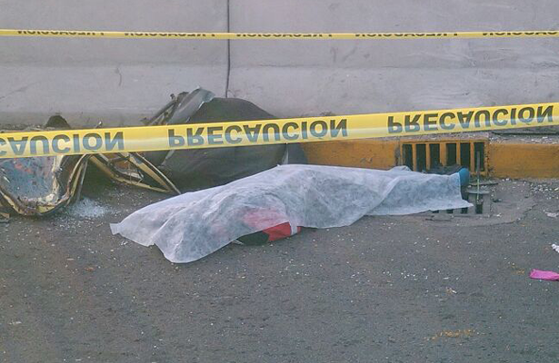 Estudiante fallece en accidente automovilístico en Ecatepec