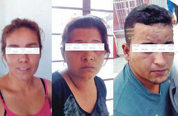 Rescatan a 13 secuestrados