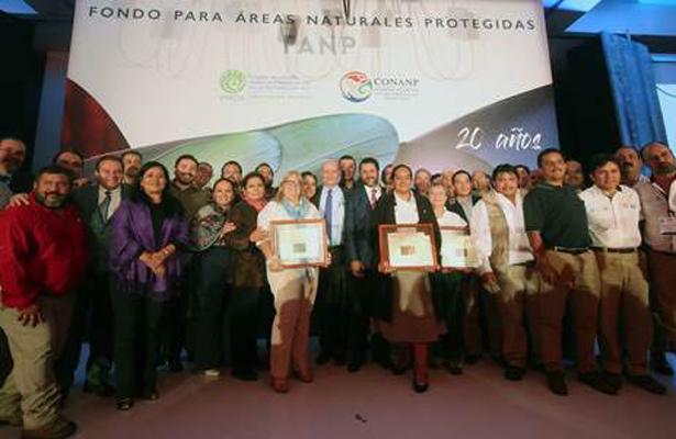 20 años del Fondo para Áreas Naturales Protegidas