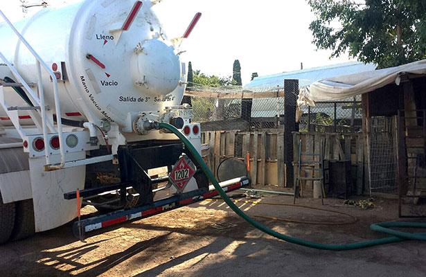Aseguran 141 mil litros de hidrocarburo en Puebla