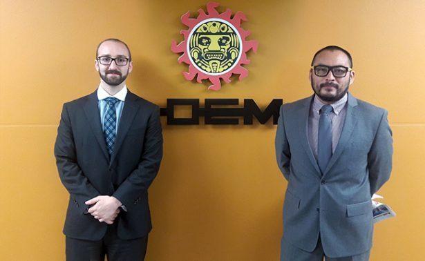 Hiroshi Takahashi, nuevo director de El Sol de México