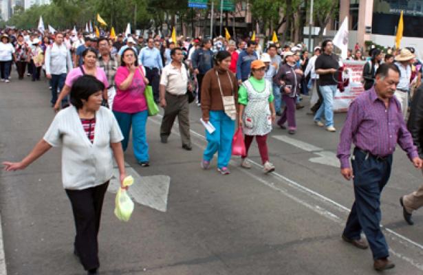 Movilizaciones del día 7 de agosto del 2017