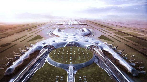Evalúa SFP, OCDE y GACM avances en la construcción del nuevo aeropuerto