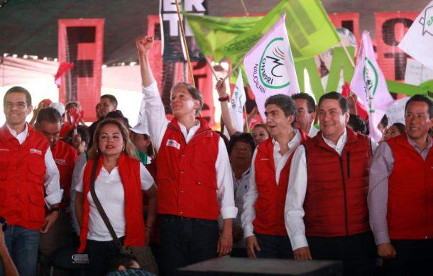 INAI pide al PRI informar gastos de campaña de Alfredo del Mazo