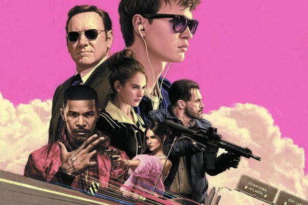 """Sony enfrenta una demanda por la banda sonora de """"Baby Driver"""""""