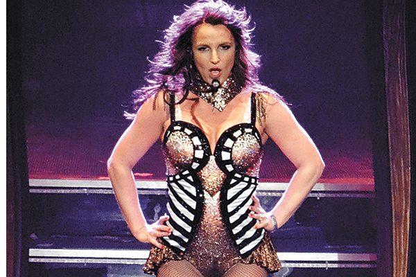 Sustote para Britney Spears