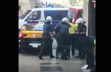 Detenidos dos hombres que participaron en el ataque en Barcelona