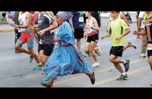 Tarahumaras competirán en carrera de la Ciudad de México