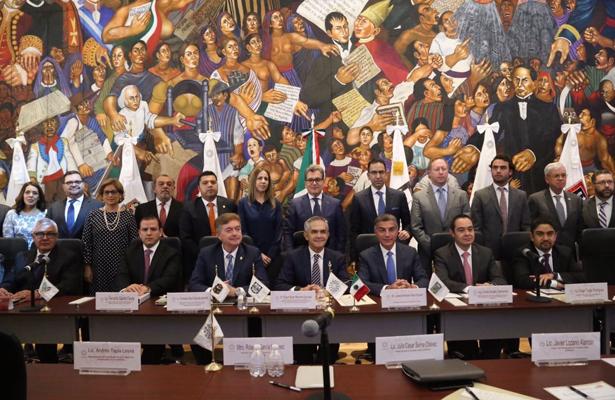 """Presenta Conago primeros lineamientos para homologación de """"casas México"""" en EU"""