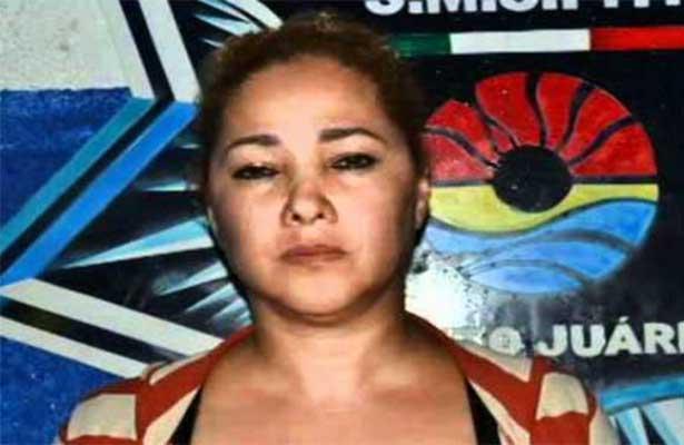 Detienen a Doña Lety en Puebla, lideresa del Cártel de Cancún