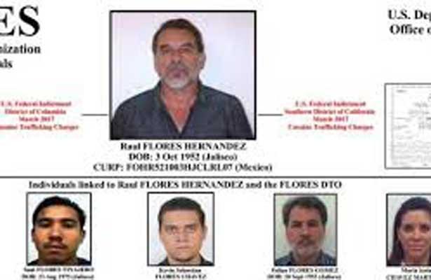 """Revela el """"Tío"""" que sus socios desconocían que era narcotraficante"""
