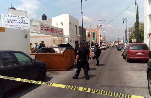 Asesinan al director de Seguridad pública de Nochistlán