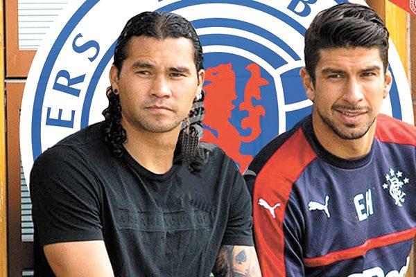 """Herrera y el """"Gullit"""" hoy verán acción en Escocia"""