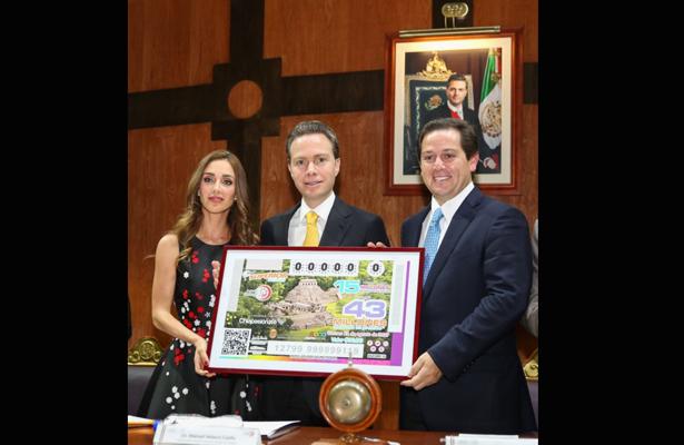 Se suma LoteNal a la Campaña Chiapasiónate