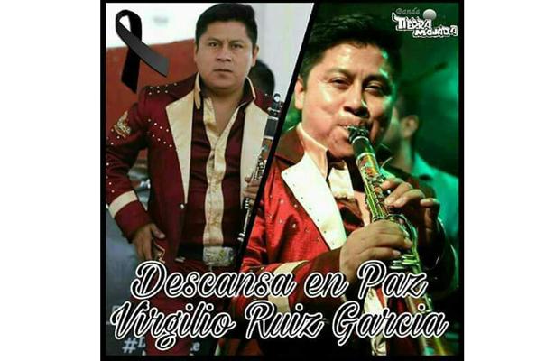 Ejecutan a director de la Banda Tierra Mojada