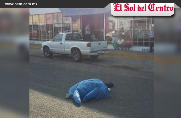 Muere prensado por auto en Aguascalientes