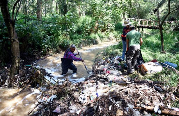 Naucalpan trabaja por el medio ambiente: Alcalde