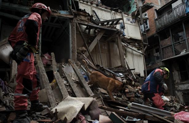 47 muertos por lluvias y derrumbres en Nepal