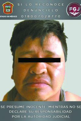 Depravado sujeto violó a su sobrinita  de 8 años de edad en Temascaltepec;  aprovechó que sus padres la dejaron sola