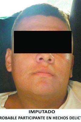 Detiene PGR a  presunto asaltante y lo vincula a proceso por robo agravado en la Miguel Hidalgo