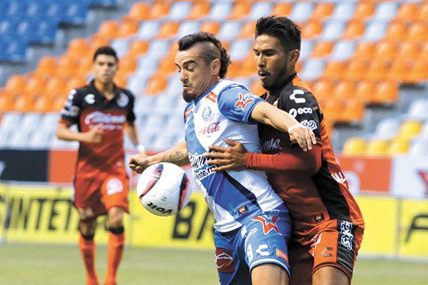 Puebla y Xolos igualan 1-1