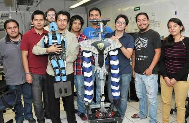 Robot de la UNAM gana primer lugar iberoamericano en certamen de Japón