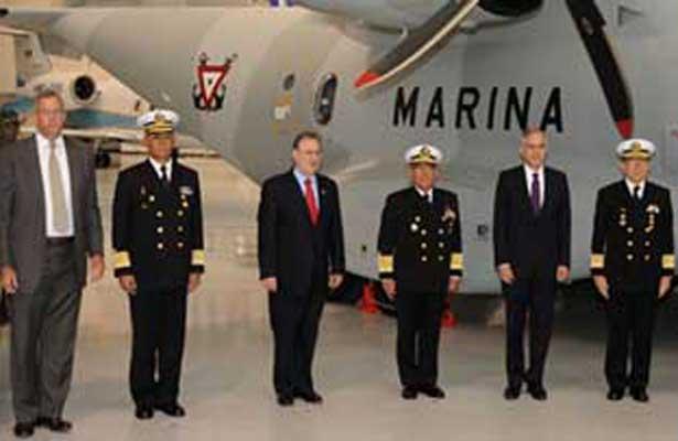 Secretarios de la Defensa Nacional y de Marina, realizan visita de trabajo en el Reino de los países bajos